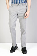 Colin's ERKEK Regular Fit Orta Bel Düz Paça Erkek Gri Pantolon CL1034592