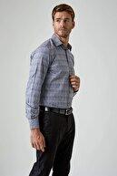 Hemington Erkek Mavi  Pamuk  Gömlek  - 184507012