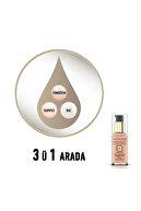 Max Factor Fondöten - FaceFinity All Day Flawless Foundation 045 Warm Almond 30 ml 5410076971398