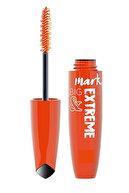 Avon Mark Big&Extreme Hacimli ve Uzun Gösteren Maskara 10ml -  Blackest Black