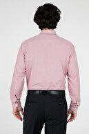 Abbate Erkek Kırmızı Uzun Kollu Gömlek - 1Gm91Uk1262R 600