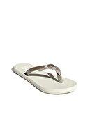 adidas EEZAY FLIP FLOP Krem Kadın Sandalet 100630818