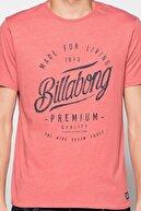 Billabong Erkek Pembe T-shirt S1ss20