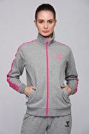 HUMMEL Kadın Sweatshirt Saren Zip Jacket