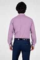 Abbate Erkek Kırmızı Uzun Kollu Gömlek - 1Gm91Uk1261R 600