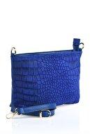 Sergio Giorgianni Kadın Mavi Omuz Çantası sgzd145-mavi