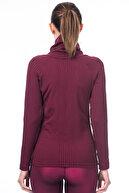 New Balance Kadın Bordo Sweatshirt - WT63136-SDR