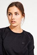 New Balance WTC3741 Kadın Sweatshirt - WTC3741-BK