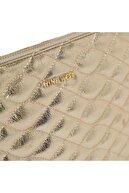 Nine West DANY 1FX Altın Kadın Clutch 101031640