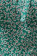 Mavi Baskılı Yeşil Bluz 122476-31439