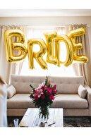 BİDOLUMUTLULUK Bride Parti Balonu Dev Boy Bridebalon Parti Gelin Eğlence