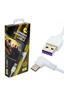 DIGERUI 3.1a (micro) Usbörgülü Gaming Oyuncu Kablosu Powerway Gm1
