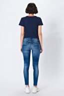 Tommy Hilfiger Kadın Mid Rise Skinny Nora Jeans DW0DW05858