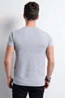 Rodi Jeans Erkek T-Shirt Bisiklet Yaka Likralı Basic