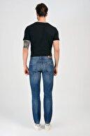 Denim Trip Erkek Slim Jean Indigo DT33044