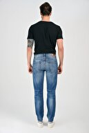 Denim Trip Erkek Slim Jean Indigo DT33016