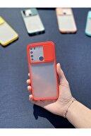 MM KILIF AKSESUAR Xiaomi Redmi Note 8 Kamera Sürgülü Mika Kılıf