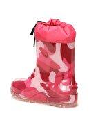SEVENTEEN CANDY.P Fuşya Kız Çocuk Yağmur Çizmesi  Su Geçirmez 100439913