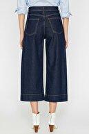 Koton Kadın Mavi Culotte Jean 0KAK47204MD
