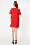 Koton Kadın Kırmızı Elbise 0KAK88600PW
