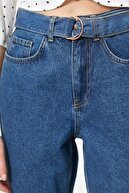 Koton Kadın Mıd Indıgo Jeans 0KAK47485MD