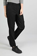 Colin's KADIN Slim Fit Düşük Bel Düz Paça Kadın Siyah Pantolon CL1044973