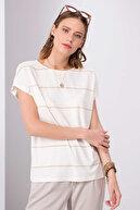 Pierre Cardin Kadın Polo Yaka T-shirt G022SZ011.000.768396