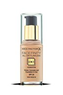 Max Factor Fondöten - FaceFinity All Day Flawless Foundation 65 Rose Beige 3614225851650