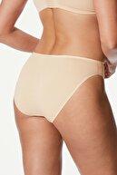 Marks & Spencer Kadın Nude Mix 5'li Modal Karışımlı İz Bırakmayan Külot Seti T61004666