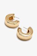 Koton Kadın Altın Geometrik Küpe 0KAK71188AA