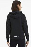 Puma Kadın Sweatshirt Nu-tility - 58138001-siyah