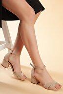 Daxtors Vizyon-Süet Kadın Ayakkabı DXTRFLRN204