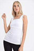 Jument Kadın Beyaz Bluz 6081
