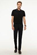 Pierre Cardin Siyah Slim Fit Denim Pantolon