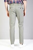 Colin's ERKEK Rahat Kalıp Yüksel Bel Düz Paça Gri Erkek Gabardin Pantolon CL1034592