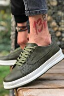 Chekich Haki Erkek Sneaker CH043