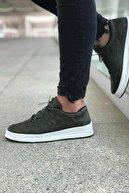 Chekich Haki Erkek Sneaker CH040