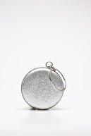 Rovigo Gümüş Kadın Abiye Çanta 90501526-08
