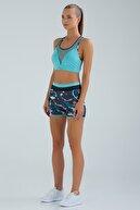 Speedlife Kadın Yazlık Takım Luxery Mavi
