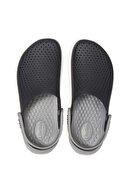 Crocs Siyah  LiteRide Clog Terlik 204592