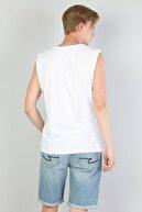 Colin's ERKEK Regular Fit Erkek Beyaz Atlet CL1045352