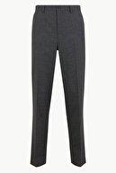 Marks & Spencer Erkek Siyah Klasik Pantolon T18004241Y
