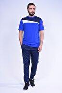 Lotto - T-shirt - Truro Tee Antr Pl - R7116 - Saks-lacivert