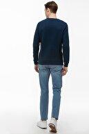 Lacoste Erkek Slim Fit Slim Fit Denim Mavi Pantolon HH0010 HH0010