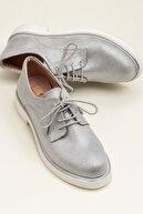 Elle MERITH-1 Gümüş Kadın Ayakkabı