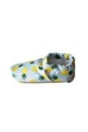 Kokopatik Sarı Ananas Model Kaydırmaz Bebek Patiği