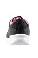 Jump Siyah Fuşya Kadın Sneaker 190 19207-WG