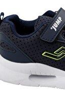 Jump 21180 Tek Cırtlı Lacivert Çocuk Spor Ayakkabı