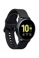 Samsung Galaxy Watch Active2 40mm Alüminyum Mat Siyah (Samsung Türkiye Garantili)