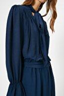 Koton Kadın Lacivert Elbise 0KAK88404CW